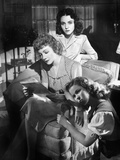 Since You Went Away, Jennifer Jones, Claudette Colbert, Shirley Temple, 1944 Photo