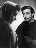 Ivanhoe, Elizabeth Taylor, Robert Taylor, 1952 Prints