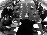 Putney Swope, Advertising Executive Expires During Board Meeting, 1969 Photo
