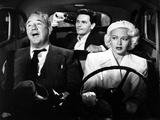 The Postman Always Rings Twice, Cecil Kellaway, John Garfield, Lana Turner, 1946 Photographie