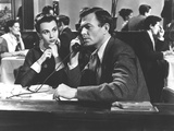 The Man Between, Claire Bloom, James Mason, 1953 Print