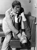 The Narrow Margin, David Clarke, Charles McGraw, 1952 Photo