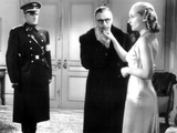 To Be Or Not To Be, Henry Victor, Jack Benny, Carole Lombard, 1942 Photo