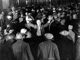 The Crowd, James Murray, 1928 Photo