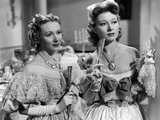 Pride And Prejudice, Karen Morley, Greer Garson, 1940 Kunstdrucke
