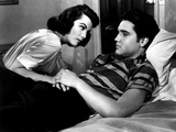Jailhouse Rock, Judy Tyler, Elvis Presley, 1957 Photo