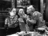 The Bowery, Jackie Cooper, Wallace Beery, 1933 Photo
