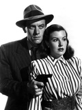 Railroaded!, John Ireland, Sheila Ryan, 1947 Photo