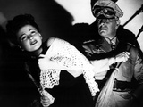 Five Graves To Cairo, Anne Baxter, Erich Von Stroheim, 1943 Photo