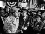 All The King's Men, Ralph Dumke, John Ireland, Broderick Crawford, Walter Burke, 1949 Póster