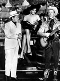 Son Of Paleface, Bob Hope, Jane Russell, Roy Rogers, 1952 Photo