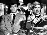 Kansas City Confidential, John Payne, Lee Van Cleef, Neville Brand, Preston Foster, 1952 Print