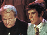 The Heartbreak Kid, Eddie Albert, Charles Grodin, 1972 Photo