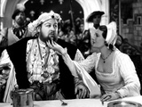 Private Life Of Henry VIII, Charles Laughton, Binnie Barnes, 1933 Photo