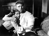 Criss Cross, Yvonne De Carlo, Burt Lancaster, 1949, Fear Photo