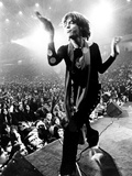 Gimme Shelter, Mick Jagger, 1970 - Photo