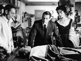 Invasion Of The Body Snatchers, King Donovan, Kevin McCarthy, Dana Wynter, 1956 Print