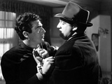 I Wake Up Screaming, Victor Mature, Laird Cregar, 1941 Photo