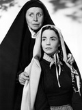 The Song Of Bernadette, Blanche Yurka, Jennifer Jones, 1943 Photo