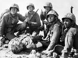 Sands Of Iwo Jima, Forrest Tucker, 1949 Photo