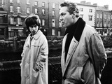 Girl With Green Eyes, Rita Tushingham, Peter Finch, 1964 Photo