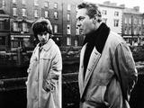 Girl With Green Eyes, Rita Tushingham, Peter Finch, 1964 Photo
