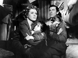 Mrs. Miniver, Greer Garson, Christopher Severn, Walter Pidgeon, Claire Sandars, 1942 Photo