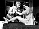 Pat And Mike, Spencer Tracy, Katharine Hepburn, 1952 Photo
