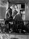 Naughty Marietta, Nelson Eddy, Jeanette MacDonald, 1935 Print