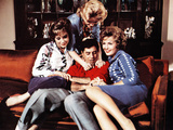 The Ladies Man, Sylvia Lewis, Jerry Lewis, Patricia Blair, 1961 Photo