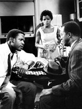 A Raisin In The Sun, Sidney Poitier, Ruby Dee, Louis Gossett Jr., 1961 Photo