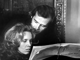 Five Easy Pieces, Susan Anspach, Jack Nicholson, 1970 Photo