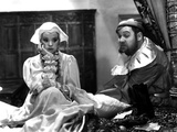 The Private Life Of Henry VIII, Elsa Lanchester, Charles Laughton, 1933 Photo