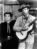 Johnny Guitar, Joan Crawford, Sterling Hayden, 1954 Photo