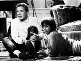 Girl With Green Eyes, Peter Finch, Rita Tushingham, 1964 Photo