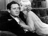 Man's Castle, Spencer Tracy, Glenda Farrell, 1933 Photo