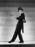 Top Hat, Fred Astaire, 1935 Poster