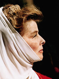 The Lion In Winter, Katharine Hepburn As Eleanor Of Aquitaine, 1968 Photo
