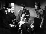 I Wake Up Screaming, Laird Cregar, William Gargan, Betty Grable, 1941 Photo