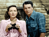 Leave Her To Heaven, Gene Tierney, Cornel Wilde, 1945 Photo