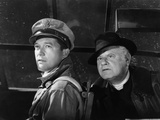 God Is My Co-Pilot, Dennis Morgan, Alan Hale Sr., 1945 Photo