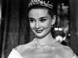 Roman Holiday, Audrey Hepburn, 1953 Photo