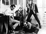 Hell Drivers, Sean Connery, Sid James, Stanley Baker, Patrick McGoohan, 1958 Photo
