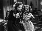 Heidi, Marcia Mae Jones, Shirley Temple, 1937 Prints