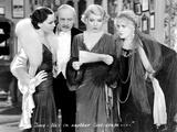 The Royal Family Of Broadway, Mary Brian, Arnold Korff, Ina Claire, Henrietta Crosman, 1930 Photo
