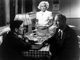 The Postman Always Rings Twice, John Garfield, Lana Turner, Cecil Kellaway, 1946 Posters