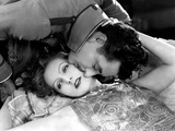 Flesh And The Devil, Greta Garbo, John Gilbert, 1926 Photo