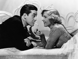 Easy Living, Ray Milland, Jean Arthur, 1937 Photo