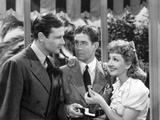 The Palm Beach Story, Joel McCrea, Rudy Vallee, Claudette Colbert, 1942 Posters
