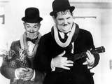 Sons Of The Desert, Stan Laurel, Oliver Hardy, 1933 Photo